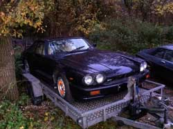 Grublogger - we grub and log Jaguars for used spares and used parts for XJS X300 XJ40 XJ12